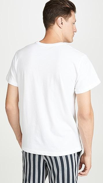 Unfortunate Portrait Short Sleeve Ice Ice Baby T-Shirt
