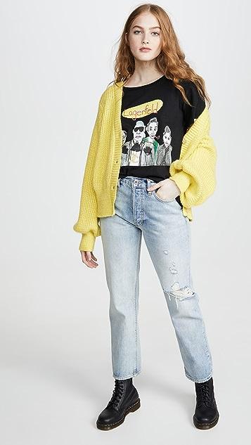 Unfortunate Portrait Lagerfeld T 恤