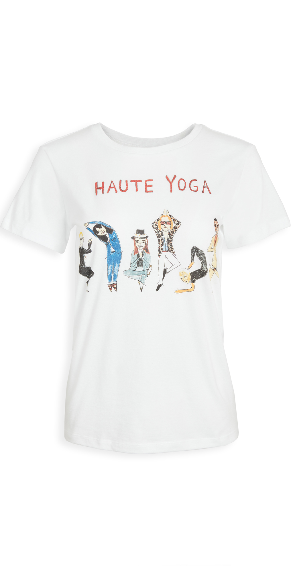Unfortunate Portrait Haute Yoga Tee
