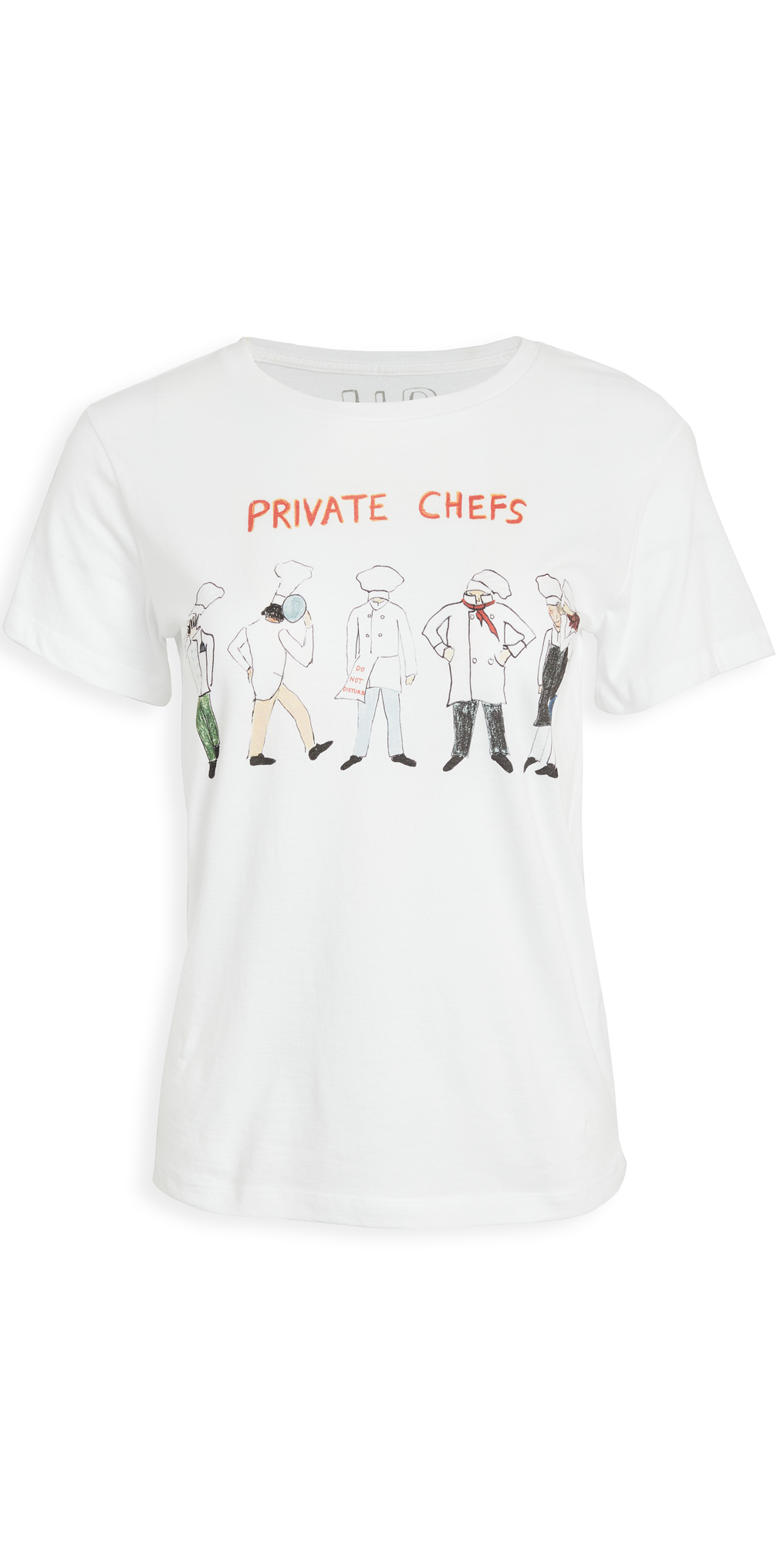 Unfortunate Portrait Private Chefs Tee