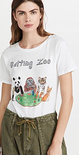 Unfortunate Portrait - Betting Zoo T 恤