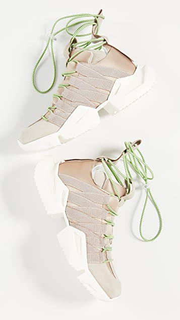 Unravel Project 抽绳运动鞋