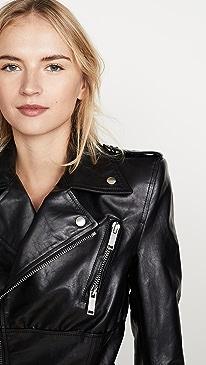 Tailored Biker Jacket