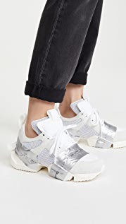 Unravel Project Tape Low Sneakers