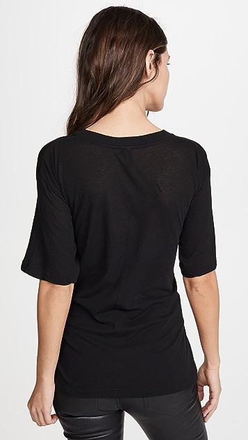 Unravel Project 平针织结饰 T 恤