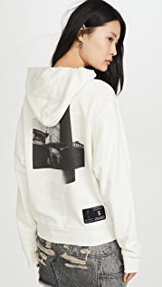 Unravel Project Unr Terry Building Hoodie