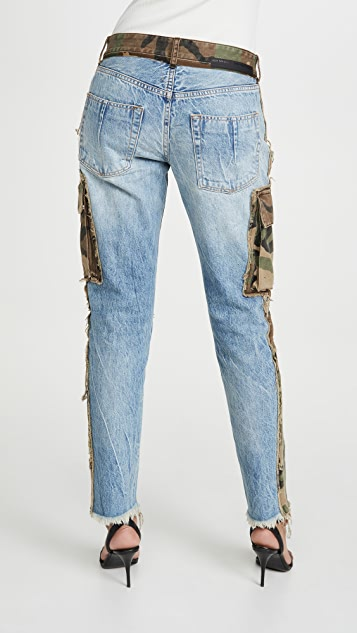Unravel Project Denim Boy Skinny Jeans