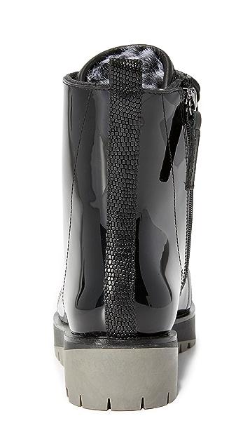 United Nude Hiker Combat Boots