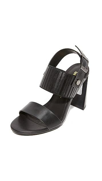 United Nude Zink Slingback High Sandals