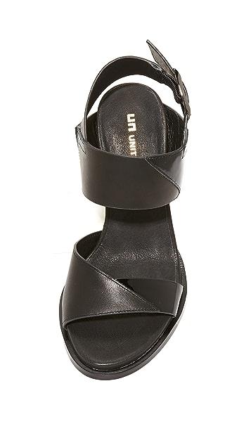 United Nude Leona Slingback High Sandals