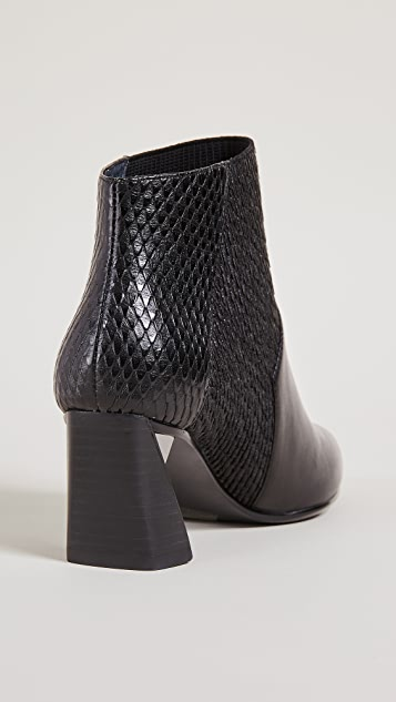 United Nude Zink Mid Ankle Booties