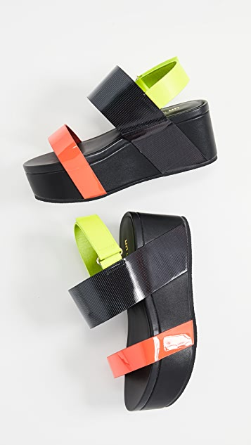 United Nude Jazzy Sandals