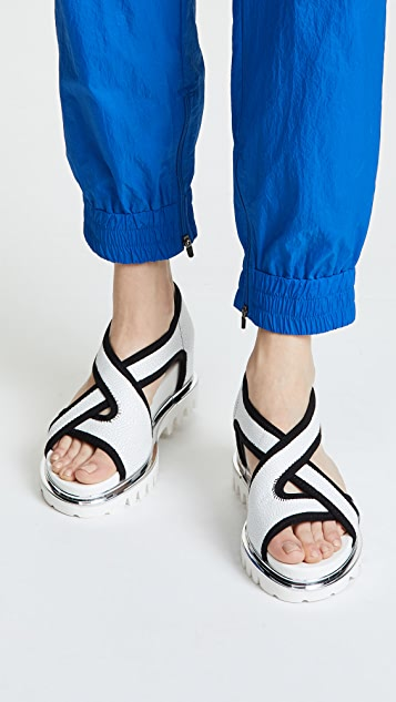 United Nude Lua Sandals