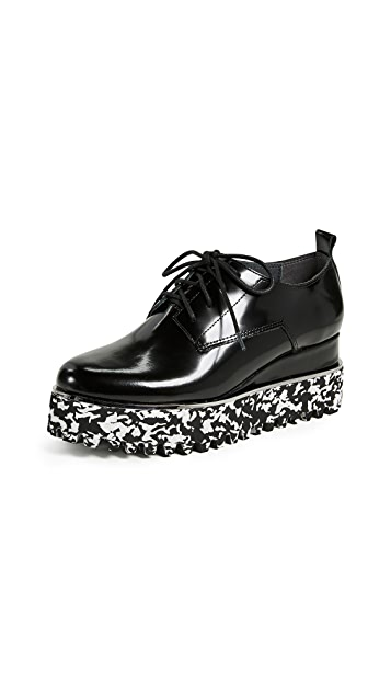 United Nude Juko Pop Lace Oxfords