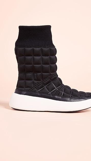 United Nude Bo Bubble Sneaker Boots