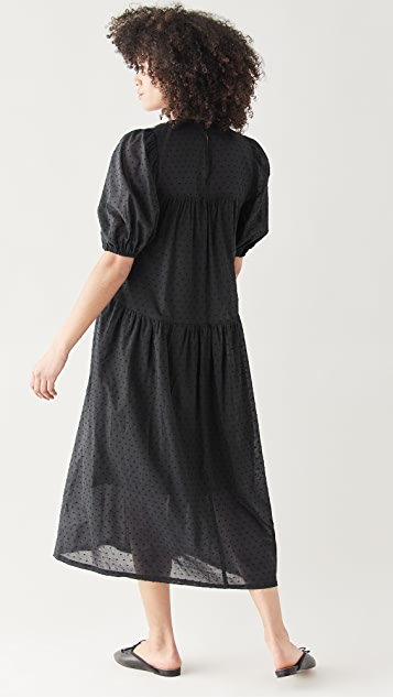 Upcycled by Reissued Ruthie Dress