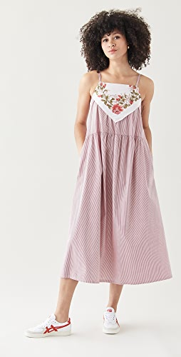 Upcycled by Reissued - Penelope Dress