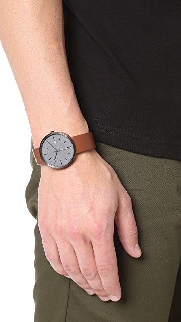 Uniform Wares M40 PVD Date Watch
