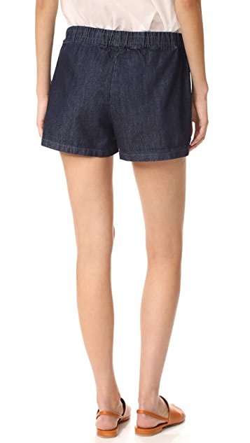 Vale Natural Spring Shorts