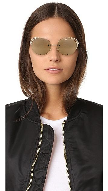 Valentino Glamtech Sunglasses