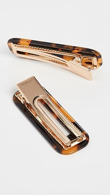 Valet Greta Hair Clip Set