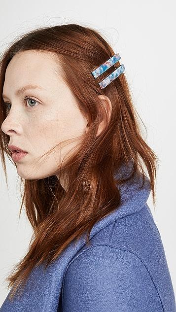 Valet Evie Hair Clip Set