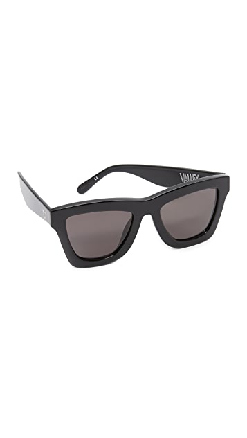 9f3c100880c Valley Eyewear The DB II Petite Sunglasses