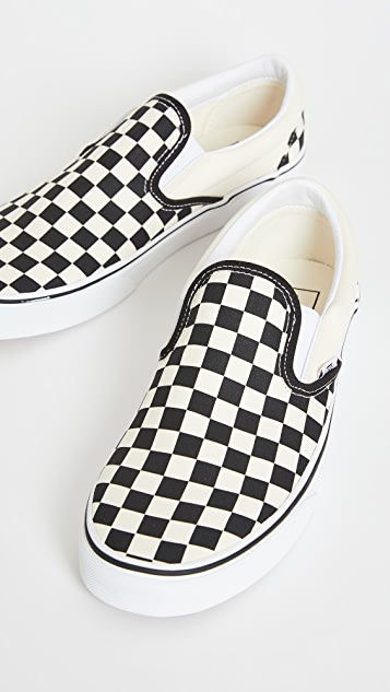 Vans Classic Slip On Sneakers