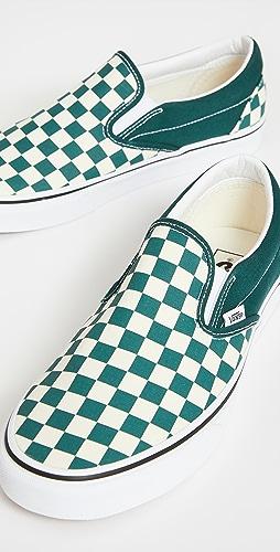 Vans - Classic Slip-On Sneakers