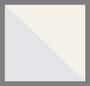 Checkerboard Grey Dawn/White