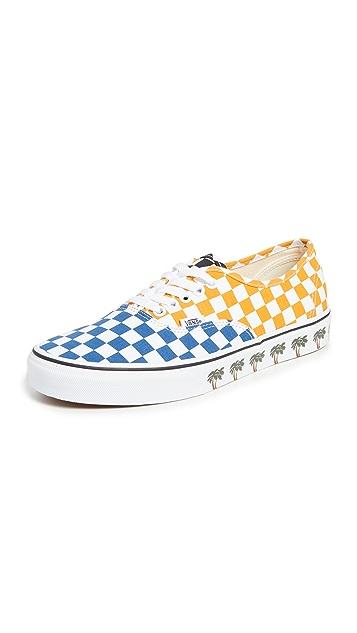 Vans Authentic Sidewall Sneakers