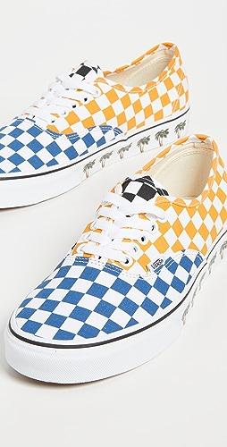 Vans - Authentic Sidewall Sneakers