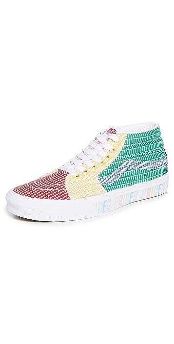 Vans Pride Collection Sk8 Mid Sneakers