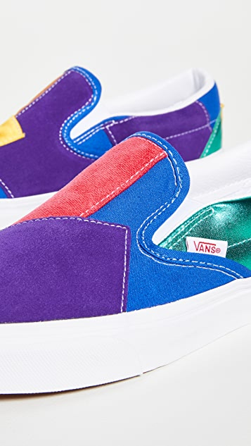Vans Pride Collection Classic Slip-On Sneakers