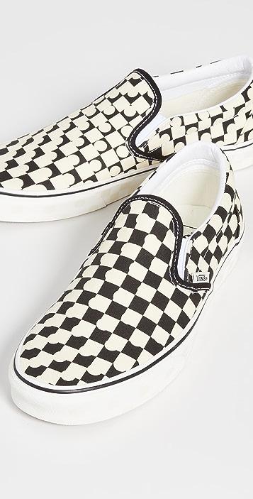 Vans UV Ink Classic Slip On Sneakers