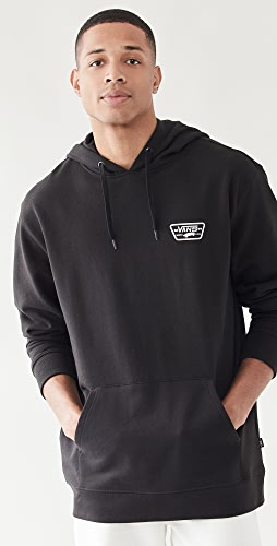 Vans - Full Patched Pullover Sweatshirt
