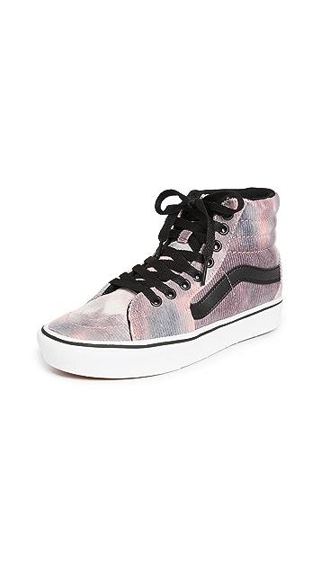 Vans UA Comfycush Sk8-Hi 运动鞋