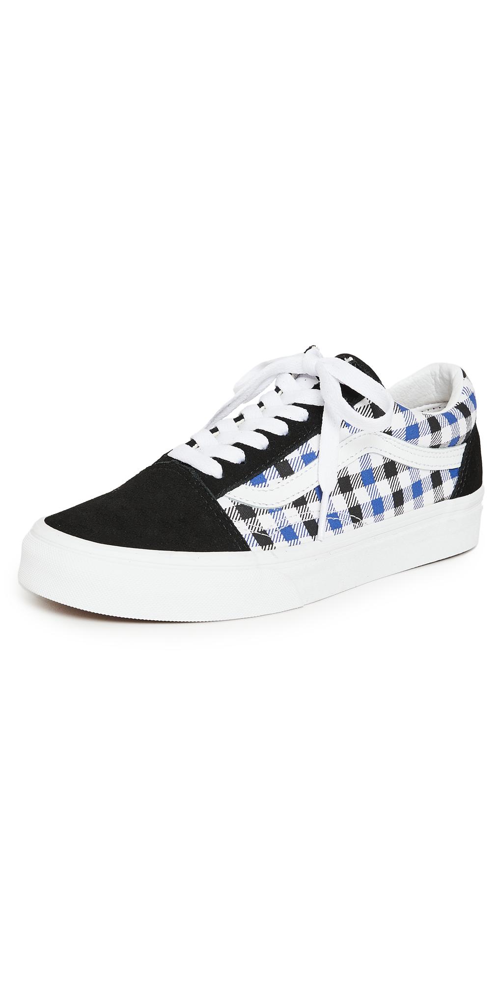 Vans Gingham Old Skool Sneakers