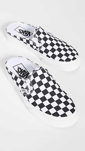 Vans 经典一脚蹬穆勒鞋