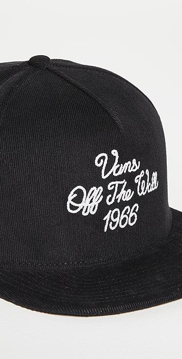 Vans Champs Snapback Hat