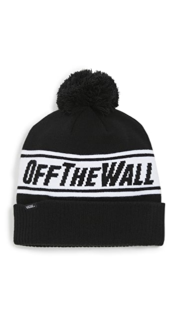 Vans Off-the-Wall Pom Beanie