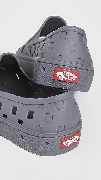 Vans Trek Slip On Sneakers
