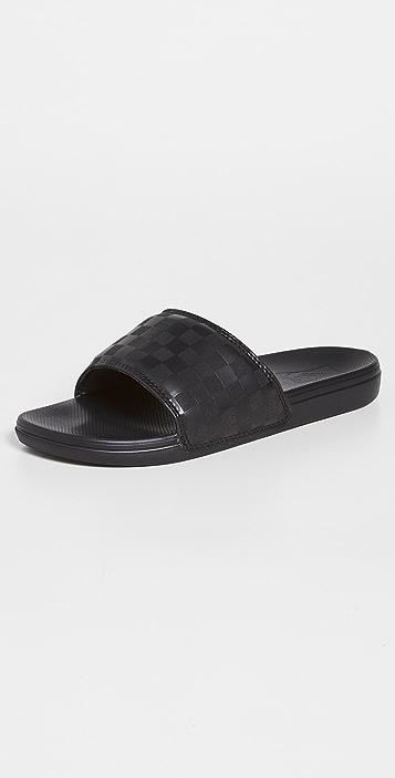 Vans La Costa Slide On Sandals