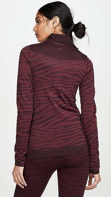Varley Laurel 半长拉链滑雪套头衫