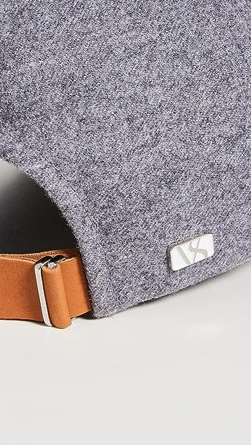 Varsity Headwear Cashmere Baseball Cap