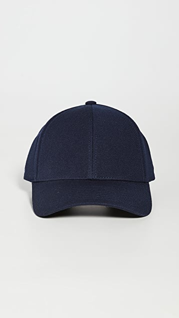 Varsity Headwear College Series Wool Baseball Cap