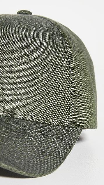 Varsity Headwear Linen Baseball Cap