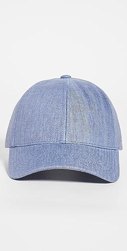 Varsity Headwear - Linen Baseball Cap
