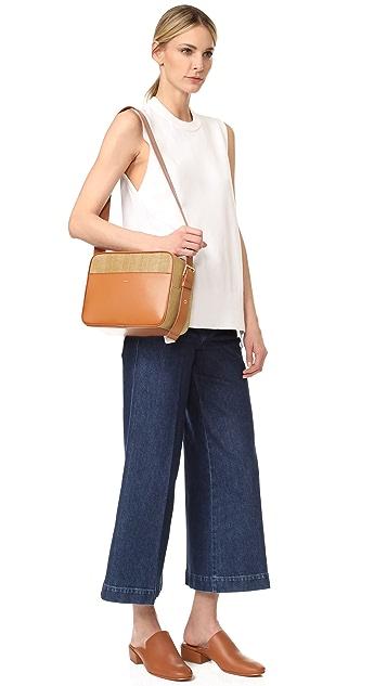 Vasic Collection Anyway Shoulder Bag