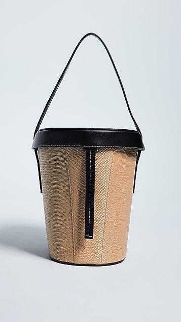 Vasic Collection Swan Bucket Bag